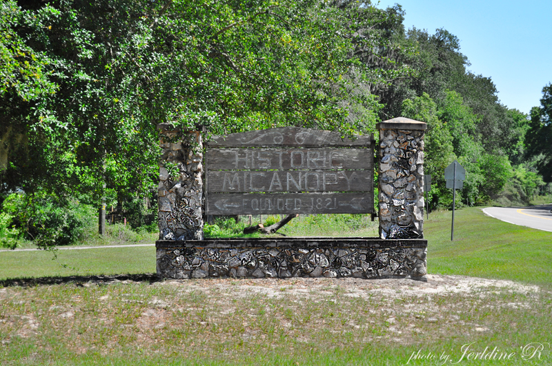 Town of chief Micanopy