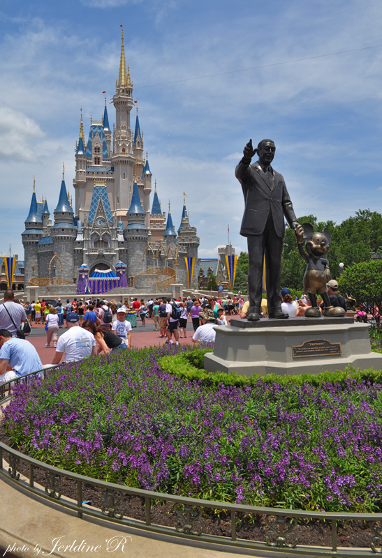 Magic Kingdom of Disney
