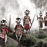 Goroka TRIBES PAPUA NEW GUINEA -  photo by Jimmy Nelson