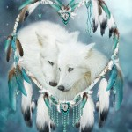 Digital Dream Catcher by Carol Cavalaris