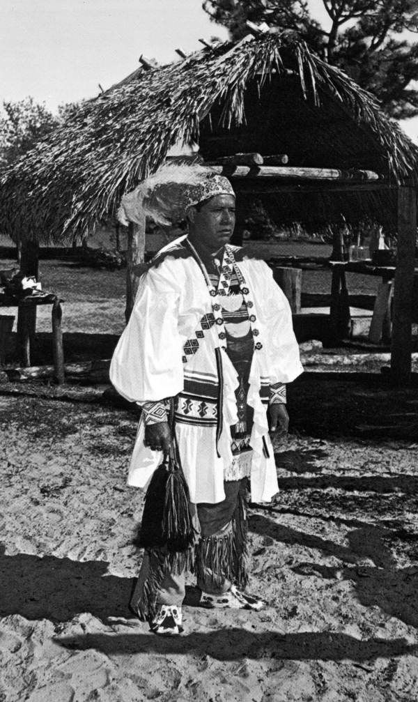 Chairman of the Seminole Tribe of Florida, Billy Osceola - West Hollywood, Fl