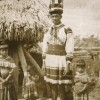 Charlie Cypress and his children,Seminole1910