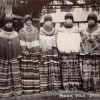 Mittie O Jim, Annie Doctor Jimmie, Lena O Billie (BTclan), Annie Billie, Mickey Tiger,Maggie Billie Buster (Bird clan)1937