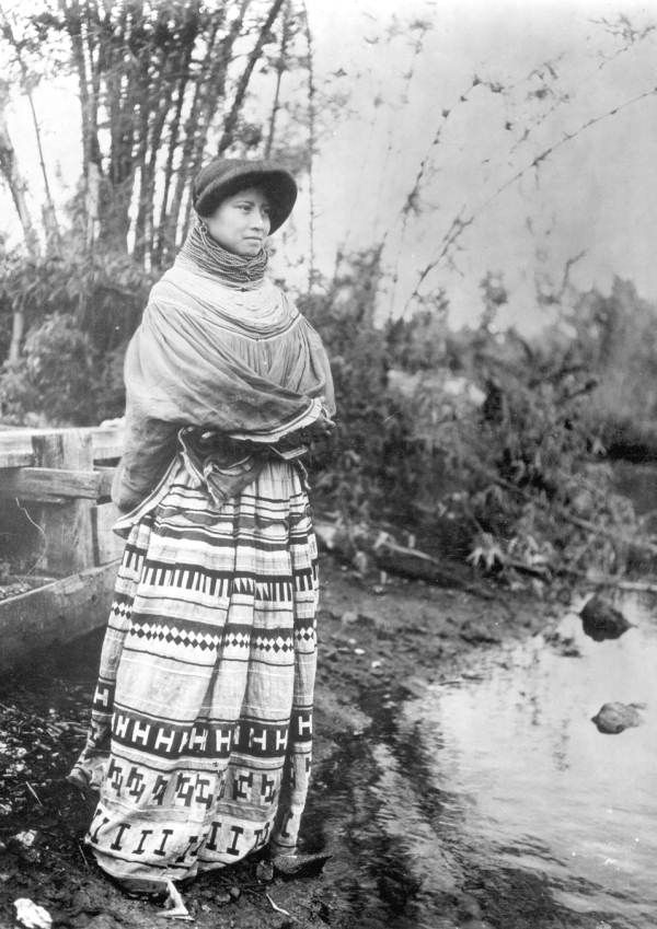 Ruby Jumper Billie,Big Cypress Reservation, Florida,1930