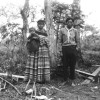 Seminole family in the Florida Everglades