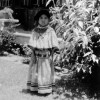 Seminole girl - Brighton Reservation, Florida