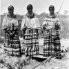 Three Seminole women - Florida